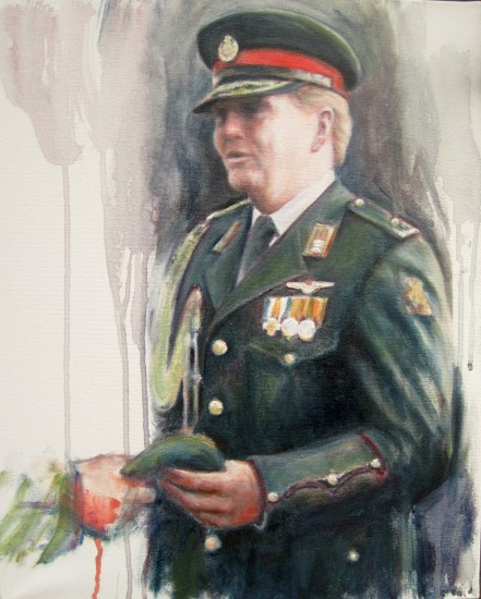 Prince Willem (study in H2Oil)