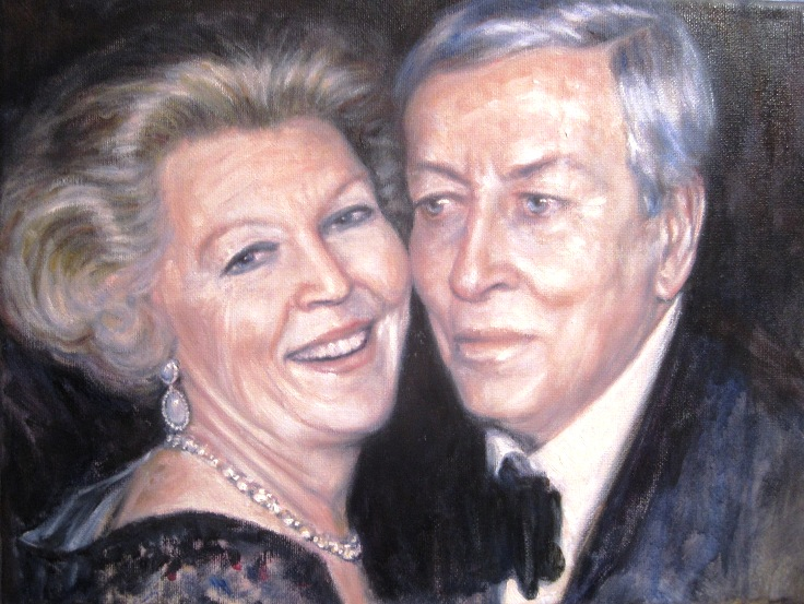 Queen Beatrix and Claus