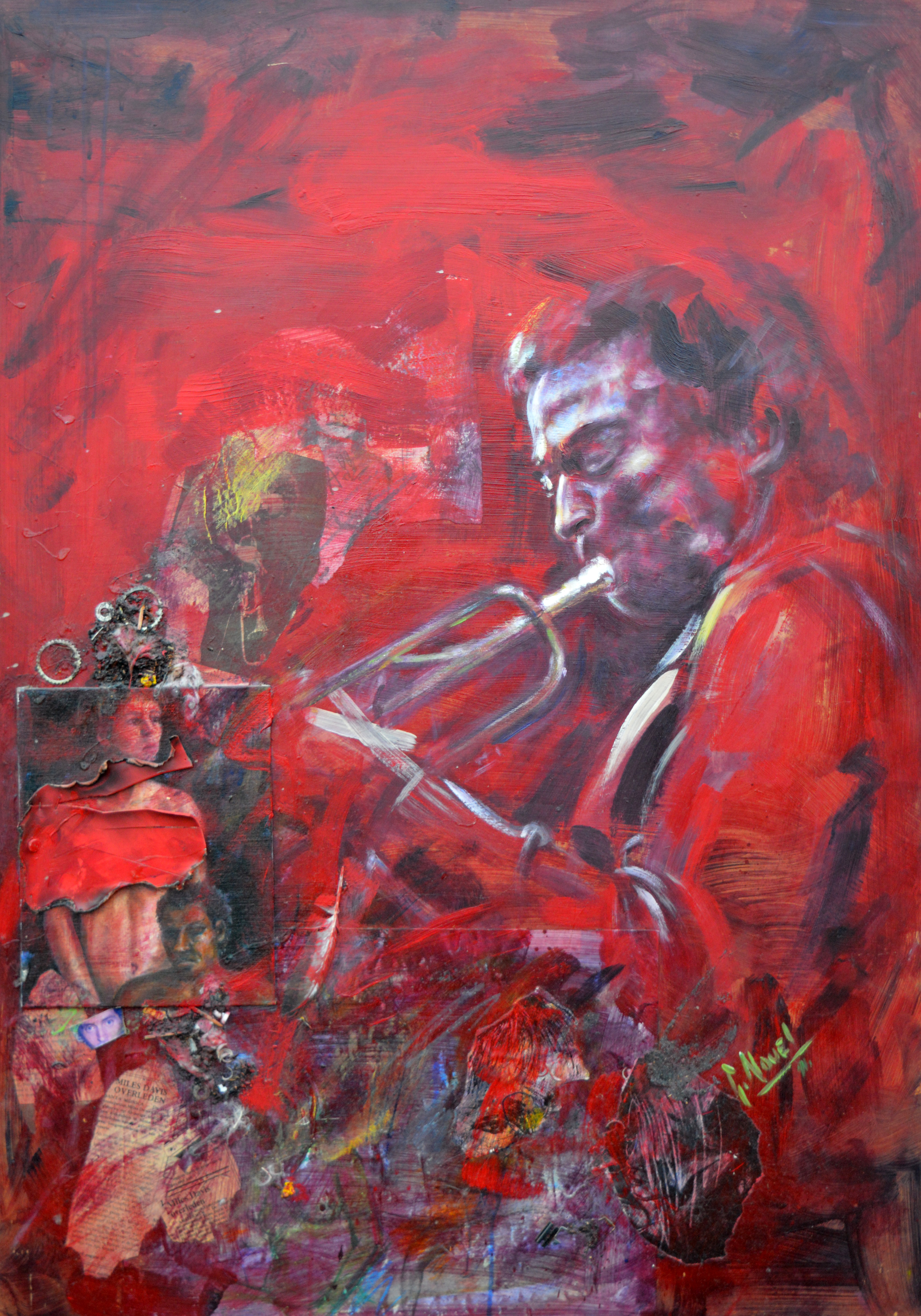 Miles in Red…